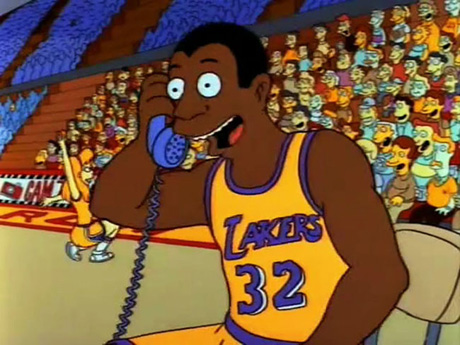 Sports On TV: The Simpsons 20 Greatest Golden Age Sports Moments