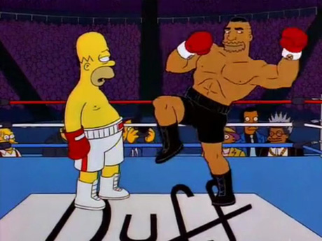 Sports On Tv The Simpsons 20 Greatest Golden Age Sports