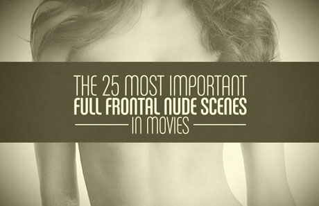 Full Frontal Nude Scenes in Movies