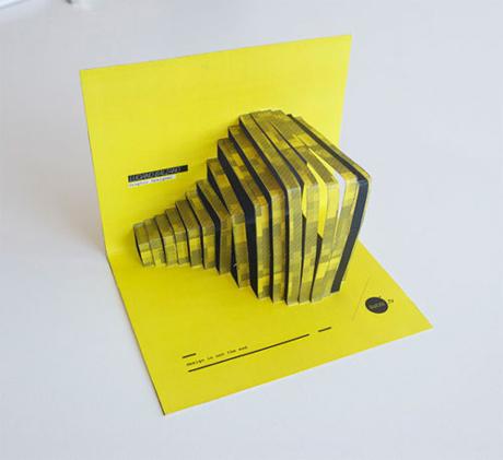 20 Gorgeous Handmade Business Card Designs | Daily Fun Lists