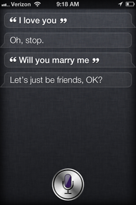 15 Funny SIRI iPhone Conversations
